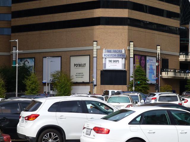 Houston, TX Houston Center - The Shops in Houston Center (formerly The Park Shops)