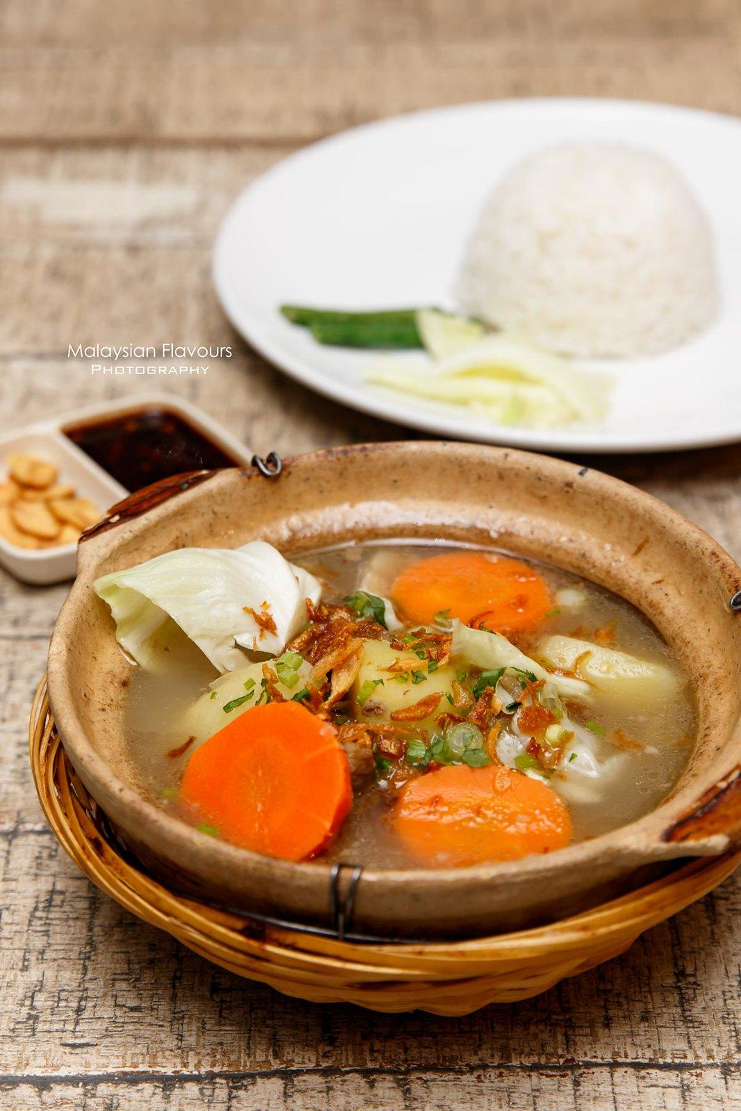Don's Warong sup tulang
