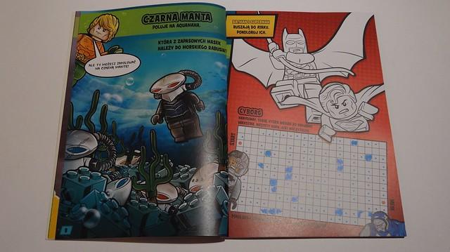 RECENZJA DC Comics Superksięga zadań 4