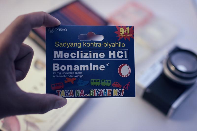 Bonamin, Meclizine HCL