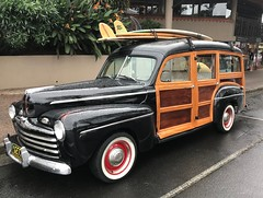 1946-1948 Ford Woody