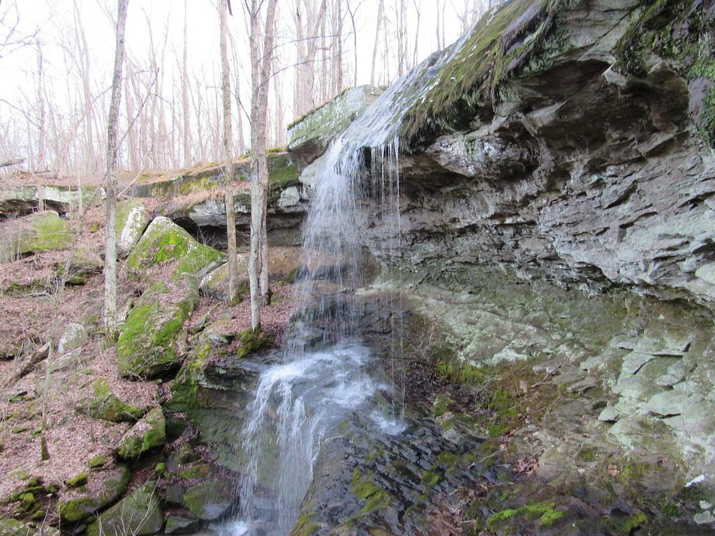 Rocky Bluff Falls