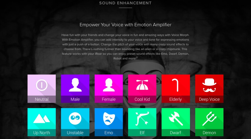 emotion amplifiers english edition
