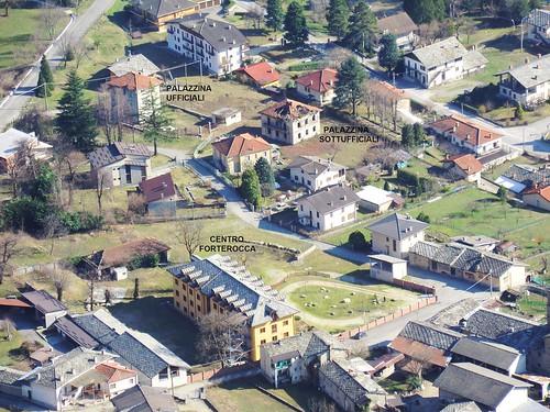 Vallo Alpino: Caserme e strutture militari del concentrico di Bobbio Pellice