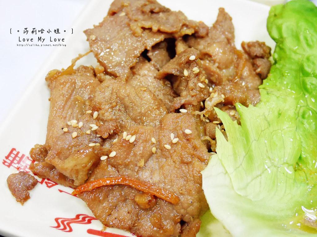 台北信義區莊敬路好吃韓國料理逢香豆腐鍋 (15)
