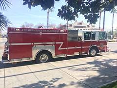 Anaheim Engine