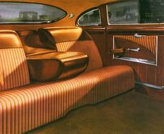 "Hudson ""Step-down"" interior (1949-53)"