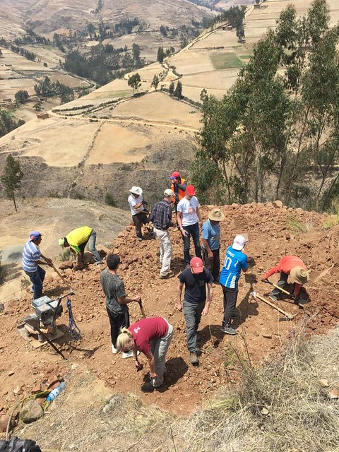 Engineers Without Borders - Peru 2018