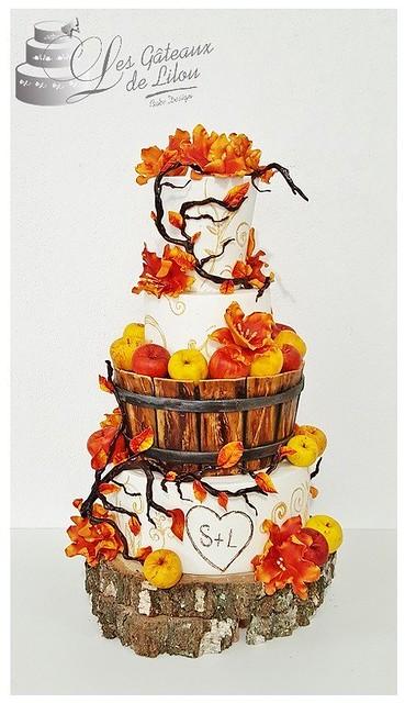 Cake by Les Gâteaux De Lilou - Cake Design