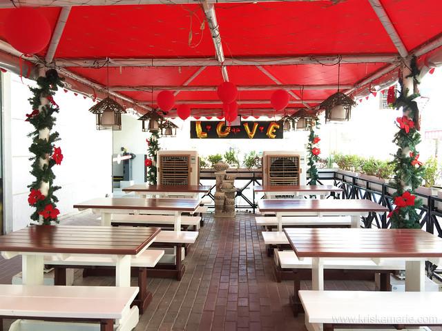 Al Fresco Dining at Casa Pinoy