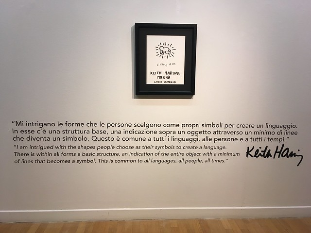 Keith Haring Exhibit