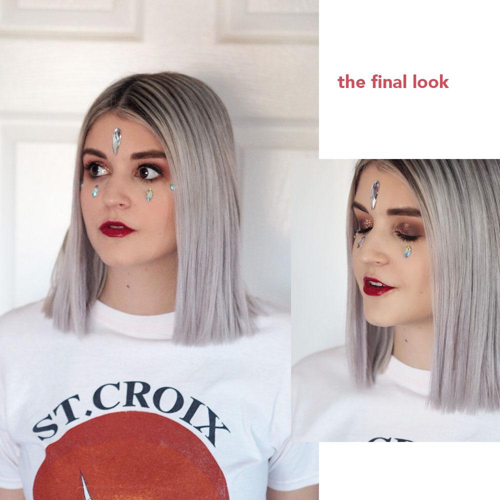 final look