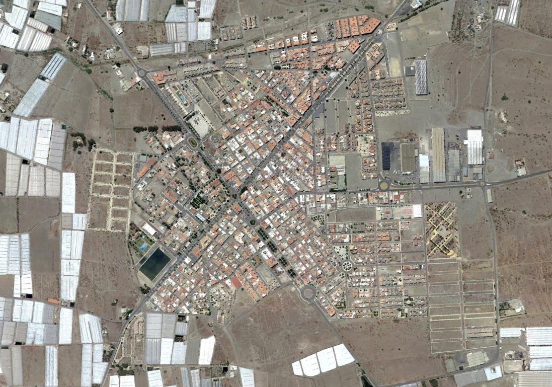 campohermoso, almería, beautyfield, después, urbanismo, planeamiento, urbano, desastre, urbanístico, construcción, rotondas, carretera