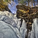 Ozone Falls, up close..., 2018.01.10 by Aaron Glenn Campbell