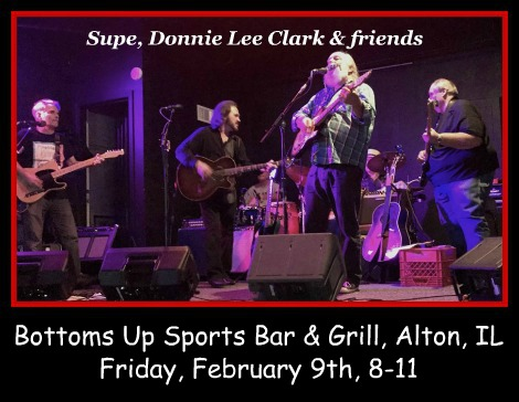 Supe, Donnie Lee & Friends 2-9-18