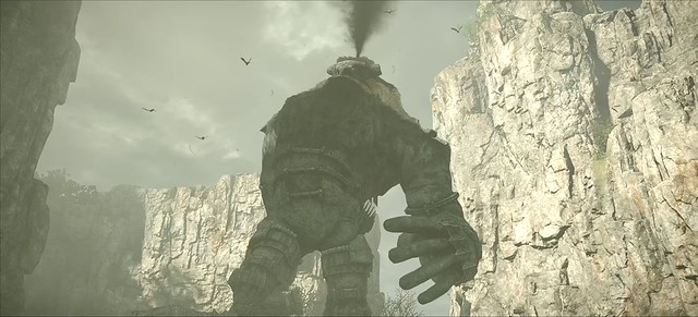 Shadow of Colossus Remake - Valus šéf