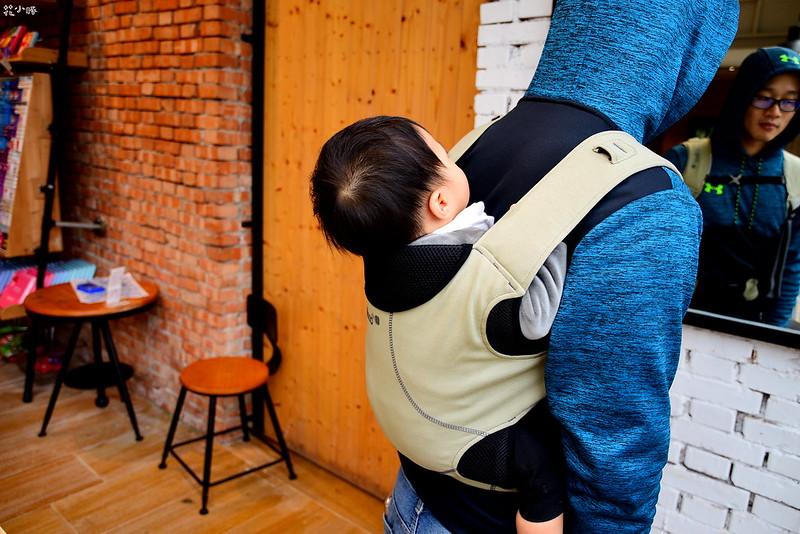 英國Caboo DXgo探索揹巾推薦嬰兒揹巾 (39)
