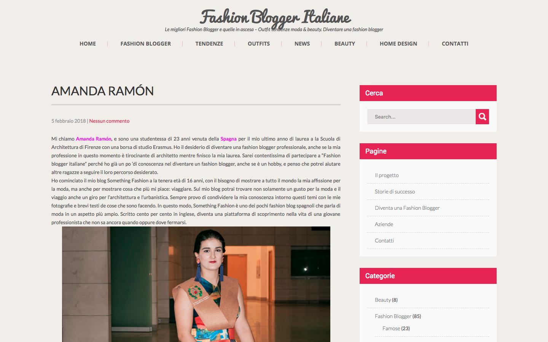 fashionblogger italiane somethingfashion amanda ramon influencers