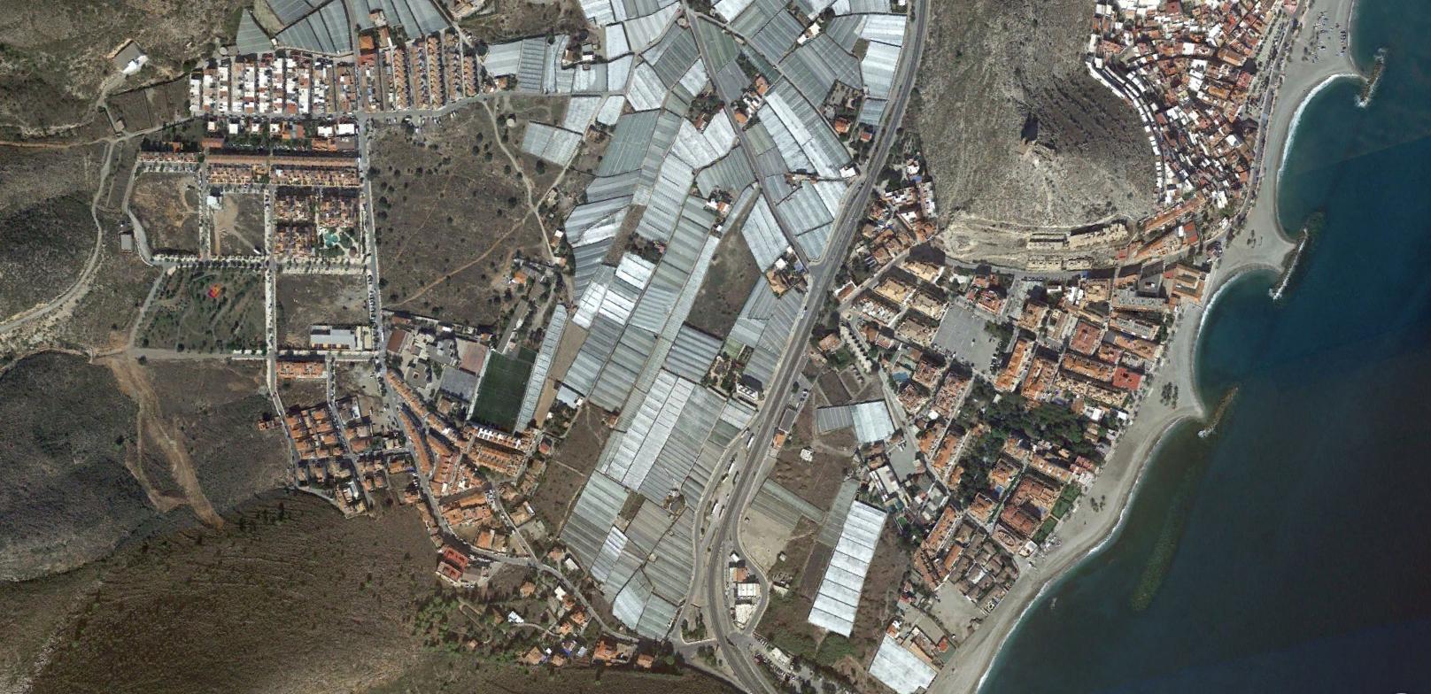 castell de ferro, granada, habla en español coño, después, urbanismo, planeamiento, urbano, desastre, urbanístico, construcción, rotondas, carretera