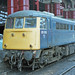 85038 Liverpool Lime Street 30th October 1987.