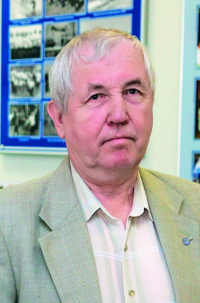 Виктор Пеньков, заместитель генерального директора по производству АО «Новосибирский механический завод «Искра»