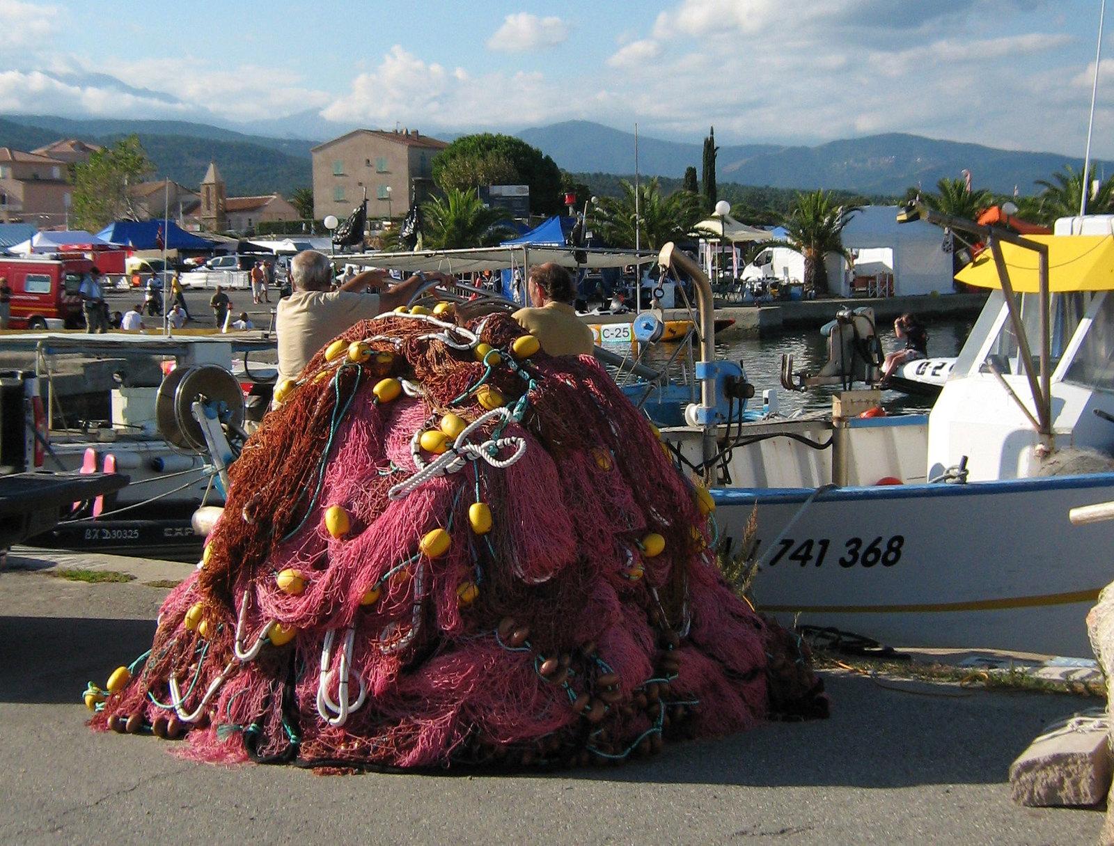 Solenzara, port de plaisance