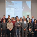 15/12/2017 - Acto de clausura de la primera edición del Experto en Auditoría y Compliance Sociolaboral