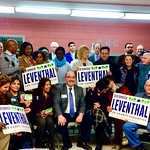 Team Leventhal Volunteers