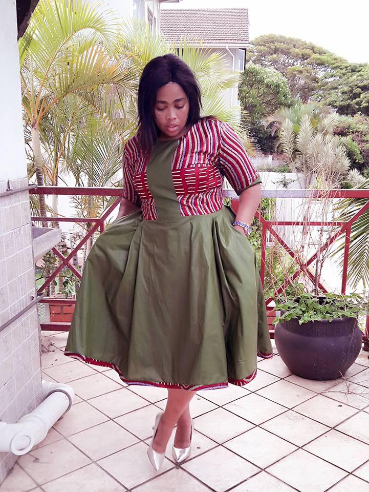 100+ Shweshwe Traditional Dresses New Designs 2019