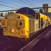 37071+37083 Leeds 1Z33 27th Dec 1991