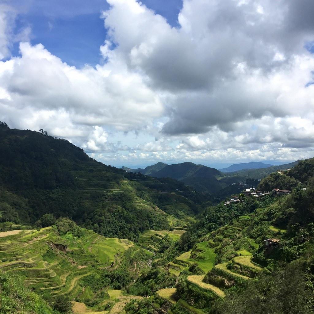 Rice Terraces   Ms. Meeting Adventures   Philippines Tourist Spots