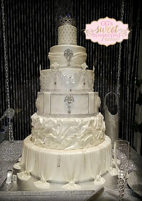 Cake by GG's Sweet Magnolias LLC