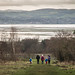 Winter Walkers at Ness Botanic Gardens