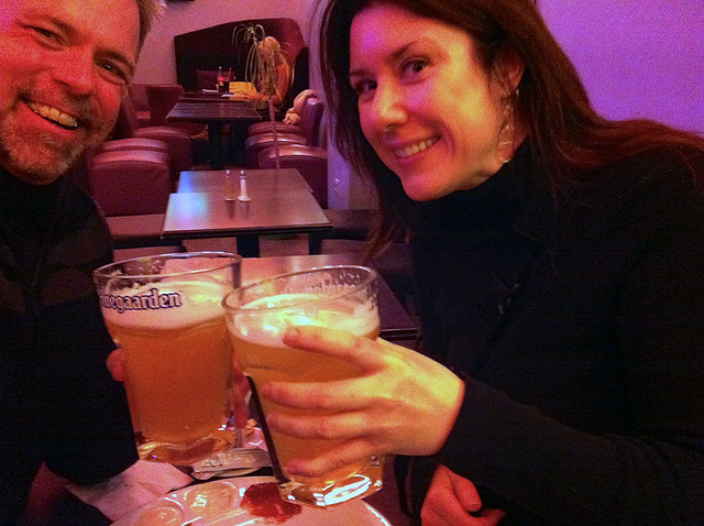 Big beers in Paris