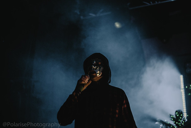 Hollywood Undead - Manchester Academy - 25-01-18