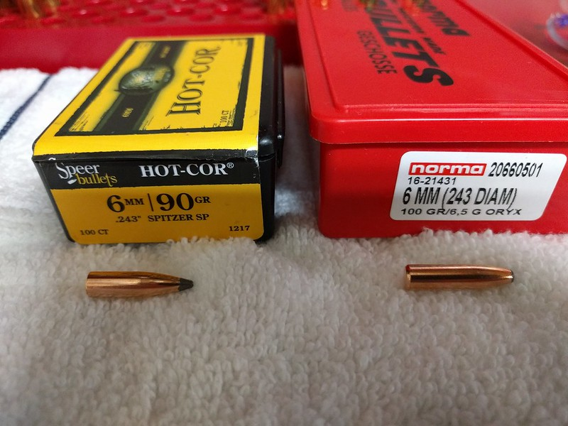 Can a 100 gr Bullet Stabilize from a 1955  244 w/ 1:12