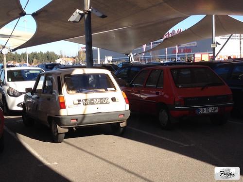 Renault 5 & Peugeot 205 GRD - Aveiro