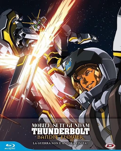 Mobile Suit Gundam Thunderbolt Bandit Flowe