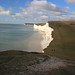 The Seven Sisters near Birling Gap