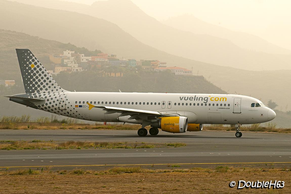 EC-JFF A320 VLG TFN