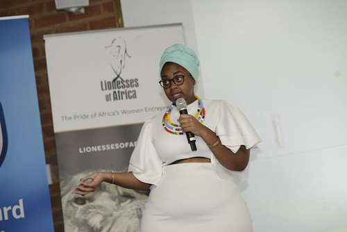 Lioness Lean In Breakfast Event - Johannesburg Sep 28, 2017