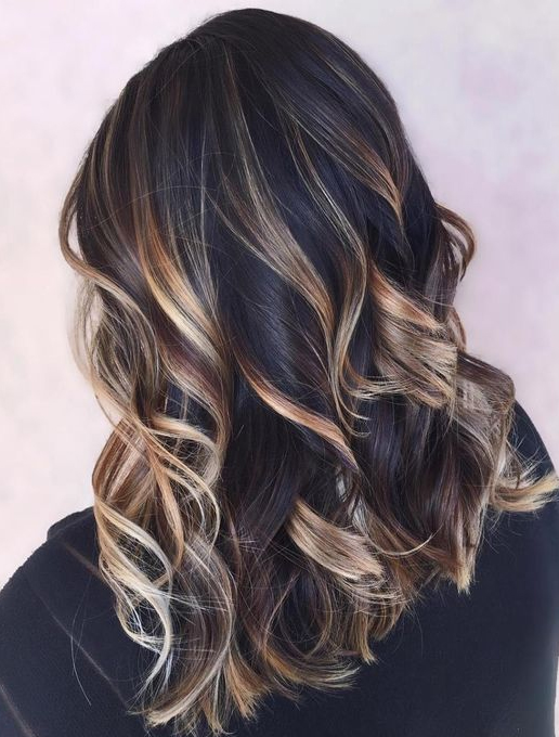 25 Pretty 2018 Spring Summer Hair Color Nails C