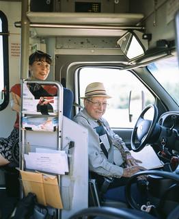 Bill, Church bus