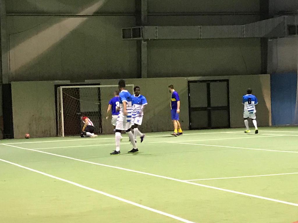 ⚽ Piacenza | ExtraVaganti Piacenza - F.C. Omi (2-11)