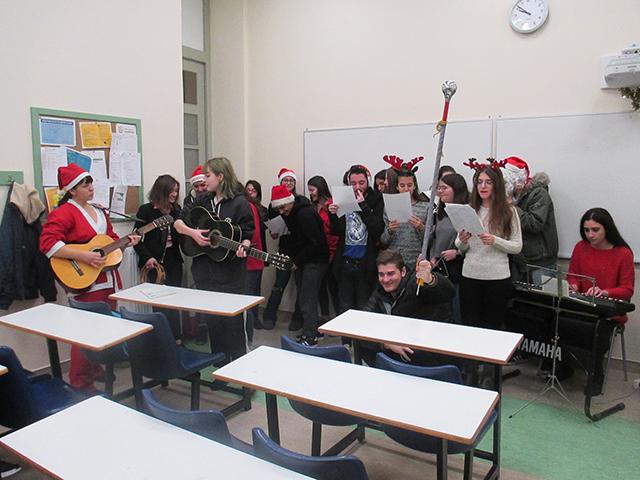 Πολιτιστικό διήμερο 'Fête de Noël' 2018