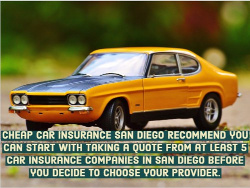 Reliable Car Insurance in San Diego CA