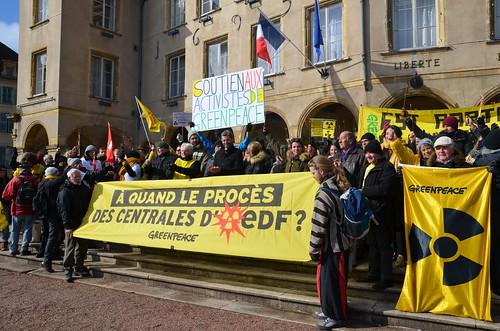 2018 - Mobilisation Procès Thionville