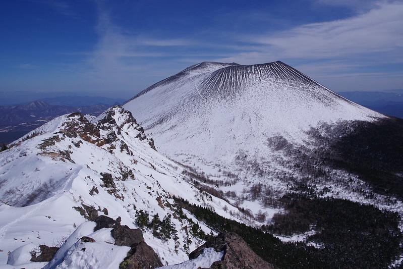 2018年3月3日 浅間山