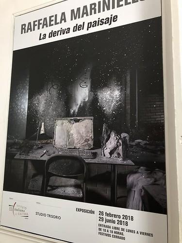 """Exposición de Raffaela Mariniello """"La deriva del paisaje"""""""