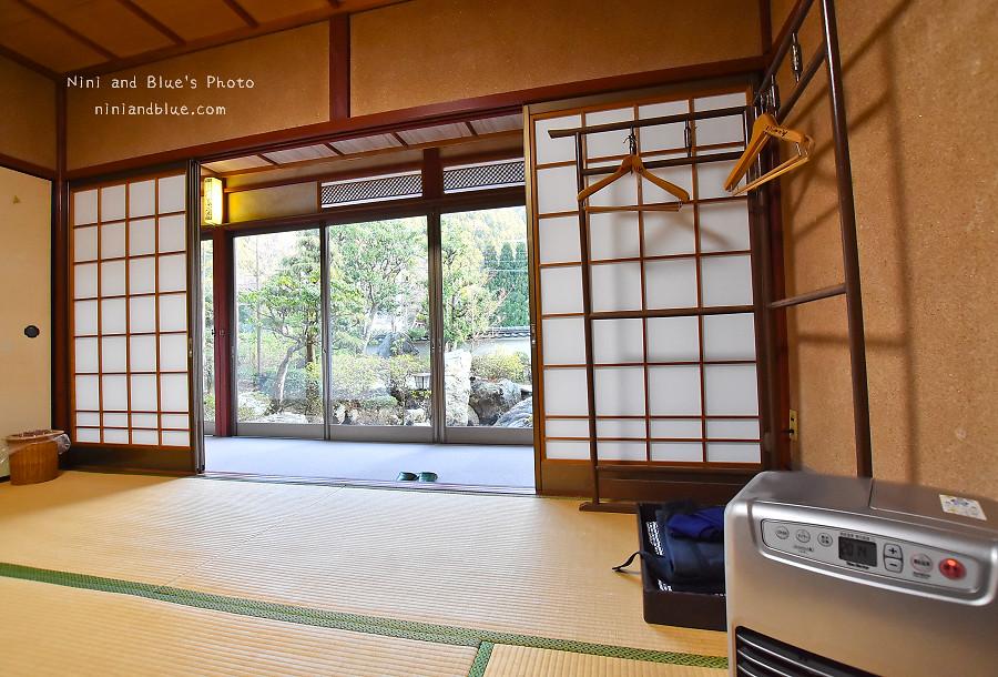 日本 美山住宿 生藥屋溫泉旅館13